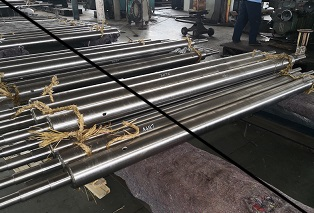 casting alloy tubes